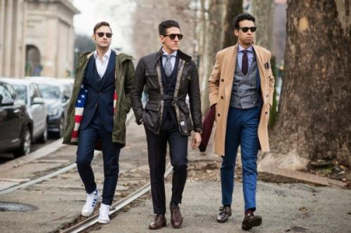 Сочетание бежевого цвета в мужской одежде. Чем нужно руководствоваться при создании образа?