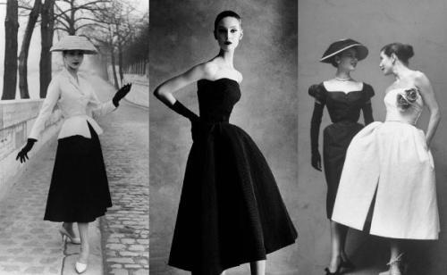 Стиль нью-лук в одежде 2019. Платья в стиле New Look — революция в моде 40-х годов
