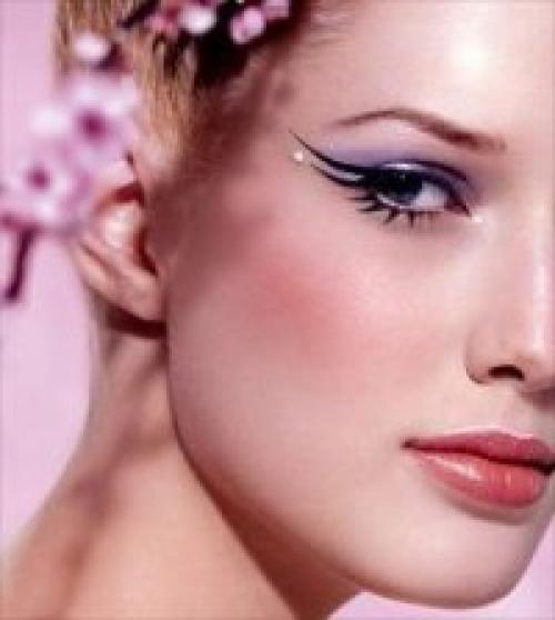Образный макияж. Волшебство макияжа. Образный макияж.