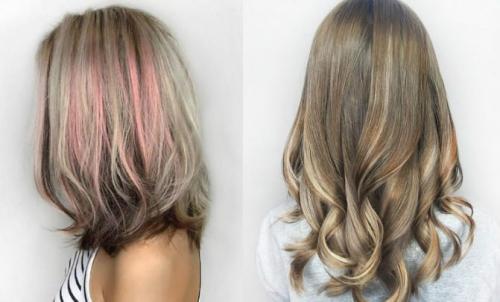 Что такое контуринг в окрашивании волос. Способы окрашивания волос с помощью контуринга