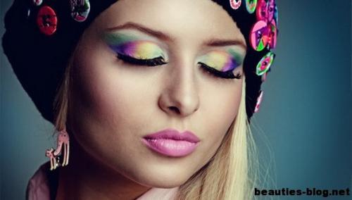 Дневной авангардный макияж. Дневной макияж: классика и авангард
