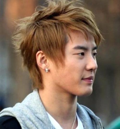 Корейские прически для парней 2019. Кому подходит и как подобрать корейскую прическу
