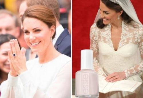Маникюр королевских особ. Кейт Миддлтон: какой маникюр делает герцогиня?