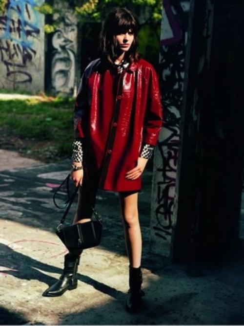 Стиль гранж макияж и прическа. Верхняя одежда в стиле «гранж»: неформальные городские образы