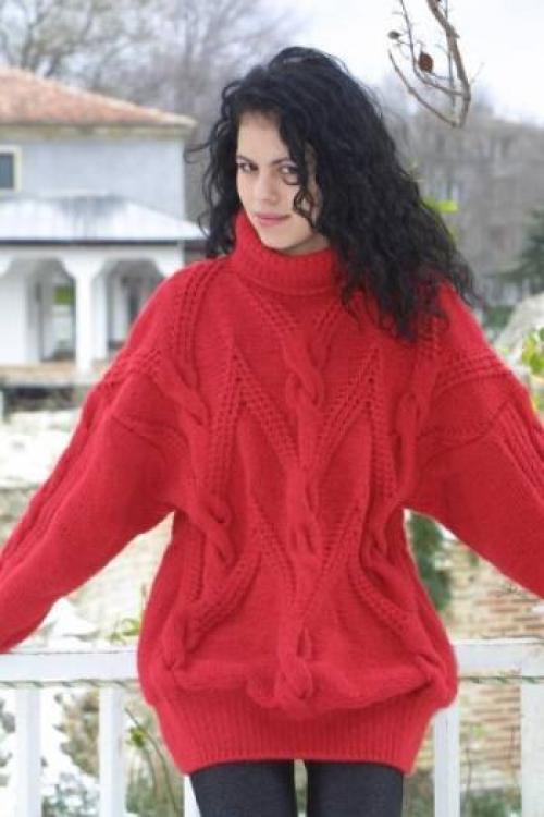 Как уменьшить свитер. Как уменьшить размер свитера