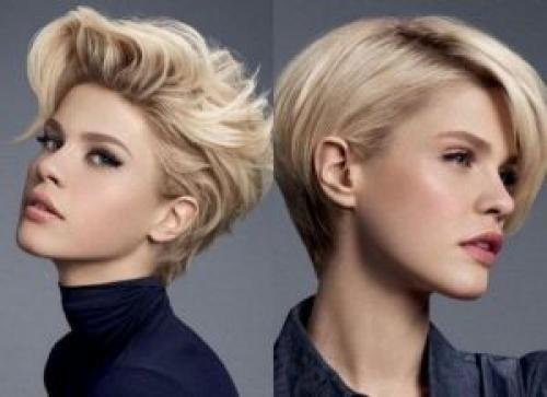 Актуальные стрижки для блондинок на короткие и средние волосы. Советы профессионалов по выбору прически для блондинок