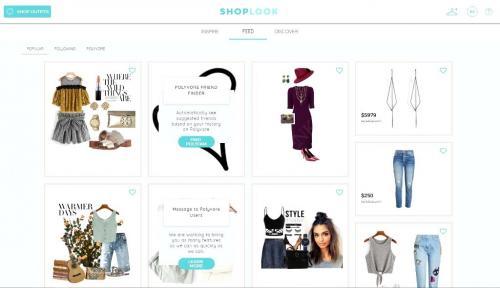 Составить гардероб онлайн. ShopLook