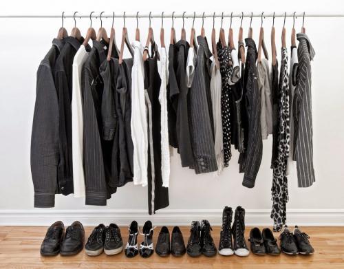 Черный цвет в одежде женщины значение. Как правильно носить и сочетать черный цвет в одежде