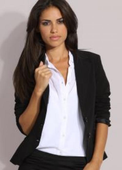 Жакет своими руками украсить. Как украсить черный пиджак?