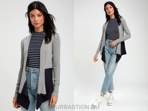 Как украсить серый пиджак. Модели серых пиджаков для женщин на фото