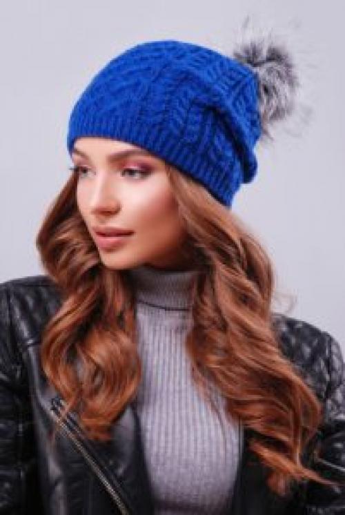 Синяя шапка с чем носить. С чем носить синюю шапку