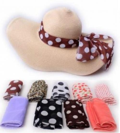 Лента на шляпу своими руками. Как украсить шляпу