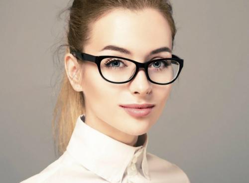 Виды очков для зрения женские. Женские очки для зрения: как подобрать аксессуар   Про Зрение