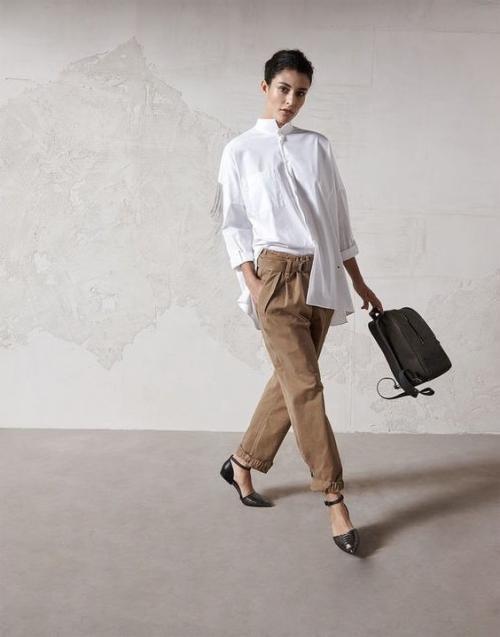 Капсульный гардероб для цветотипа осень. Капсула на осень для работающей женщины 40 лет на основе трендов