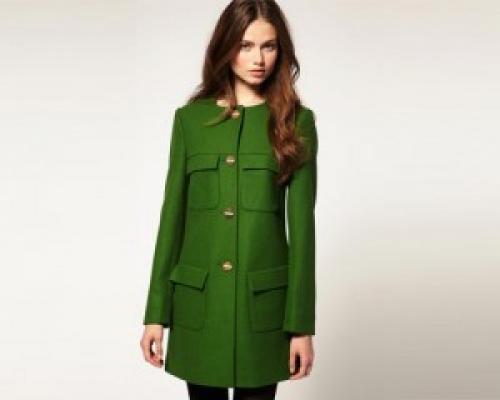 Какая шапка подойдет к зеленому пальто. Общие советы ^