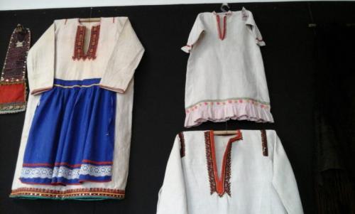 Национальный костюм марийцев рисунок. Национальный костюм
