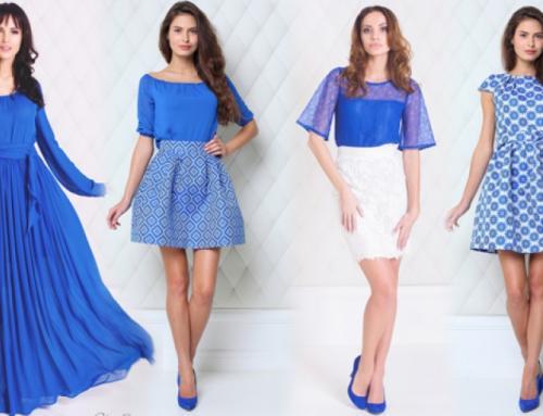 Если в одежде преобладает синий цвет. Синий цвет в одежде: его влияние на нашу жизнь