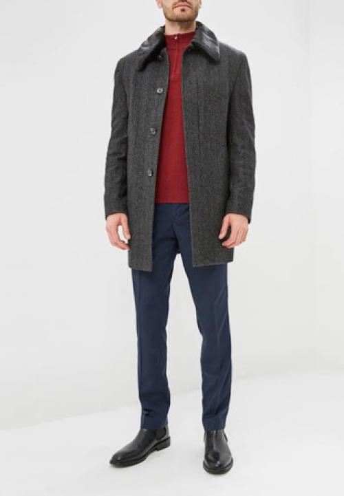 С чем носить черное зимнее пальто. Мужские классические пальто по сезонам
