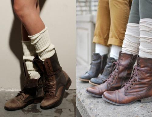 Как носить гетры с сапогами. Как носить гетры зимой: 11 актуальных идей