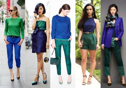 Изумрудного цвета юбка с чем носить. Женская шпаргалка: Как правильно сочетать Изумрудный цвет