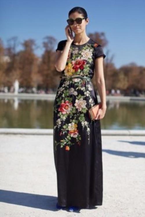 Как украсить черное платье. Идеи декорирования черного платья