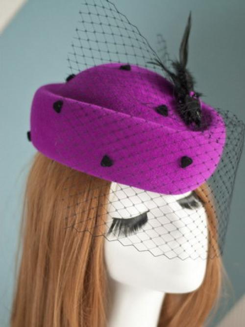 Как украсить шляпку своими руками. Как сделать стильную шляпу своими руками 34