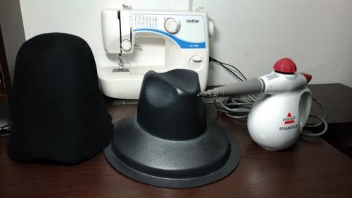Как украсить шляпку своими руками. Как сделать стильную шляпу своими руками 01