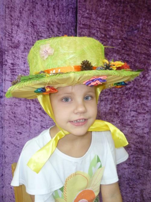 Как украсить шляпку своими руками. Как сделать стильную шляпу своими руками 39
