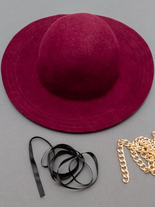Как украсить шляпку своими руками. Как сделать стильную шляпу своими руками 23