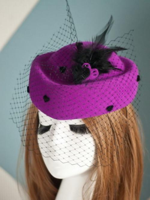 Как украсить шляпку своими руками. Как сделать стильную шляпу своими руками 33