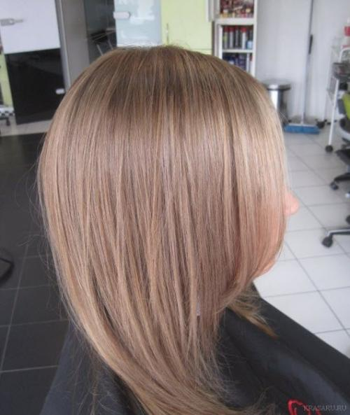 Как покрасить волосы в русый цвет без зеленого оттенка. Для здоровья волос: причины появления зеленого оттенка 09