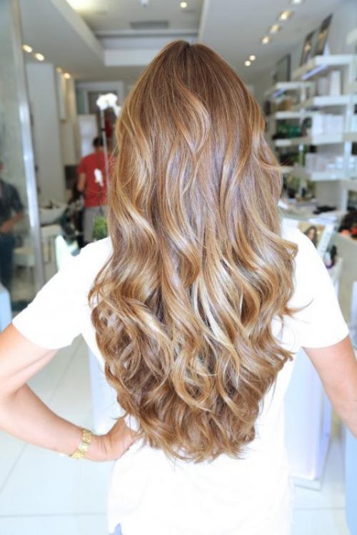 Как покрасить волосы в русый цвет без зеленого оттенка. Для здоровья волос: причины появления зеленого оттенка 07