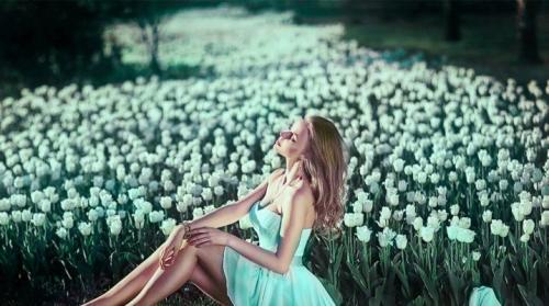 Мятный цвет кому идет. Цвета, сочетающиеся с мятным цветом в одежде