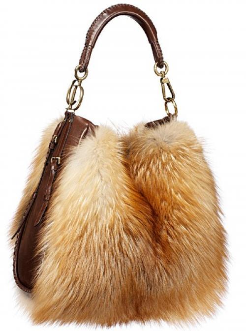 Декор старой сумки мехом. Причины популярности меховых сумок, советы по самостоятельному пошиву