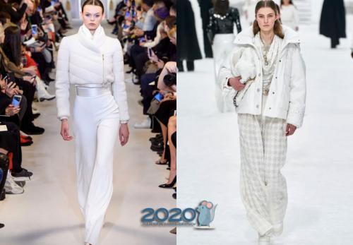 Что носить зимой 2020. Что носить зимой 2019-2020 года