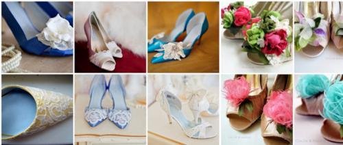 Туфли свадебные своими руками. Декор свадебных туфель