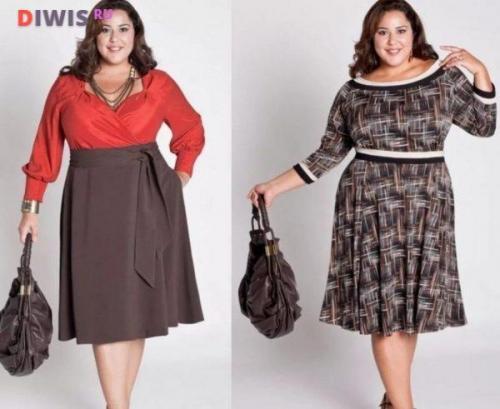Модная одежда для женщин за 40 в 2019. Тенденции для полных женщин за 40 лет