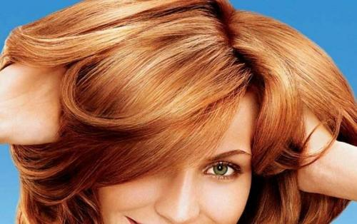 Как смыть краску с волос до натурального. Как смыть рыжую или красную краску с волос?