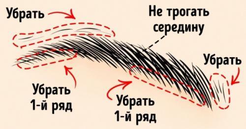 Брови, как увеличить. 10хитростей, которые помогут создать идеальные брови