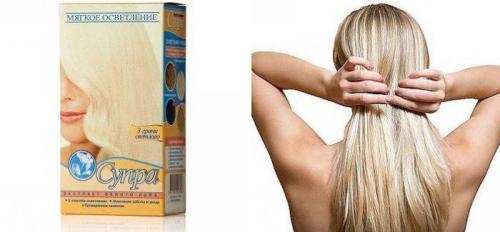 Как в домашних условиях смыть цвет волос. Смывка в условиях дома