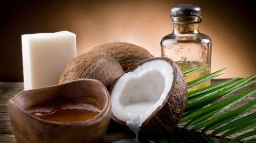 Кокосовое масло для волос польза и применение. Как правильно использовать кокосовое масло для волос