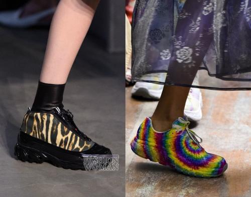 Какие модные туфли этой осенью. Модная обувь осень-зима 2019-2020