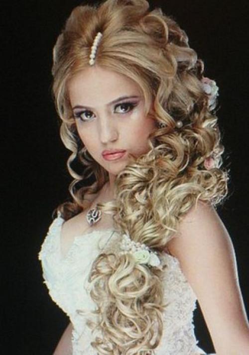 свадебные прически с накладными волосами тольятти