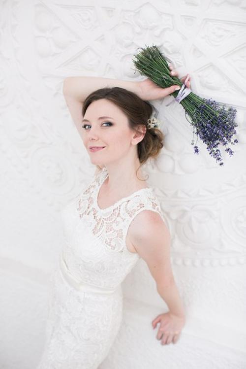 Макияж свадебный в стиле бохо. Все больше нравится стиль бохо в свадебных образах.