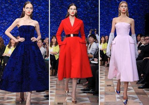 Нью-лук стиль в одежде. Стиль нью - лук - элегантный, женственный, романтичный стиль одежды.