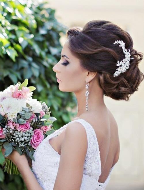 свадебные прически фото и цены тверь