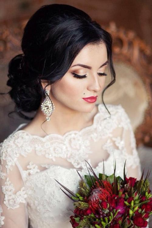 Макияж и прическа на свадьбу екатеринбург