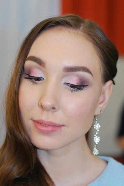Модель для макияжа в москве