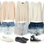 Одежда и стиль Виолетты.