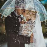 Советы для свадьбы в дождь: